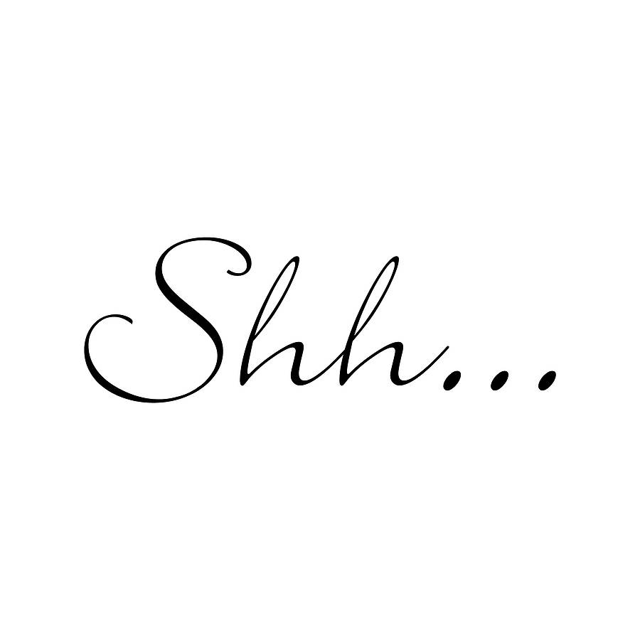 original_shh-wall-sticker